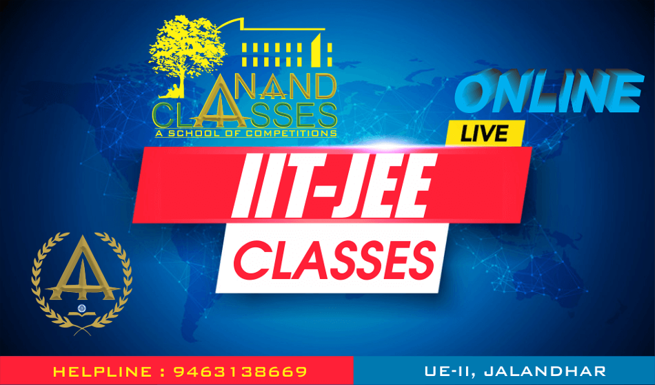 Online Live 11th/12th (10+1/10+2) Non-Medical/Medical School Board Exams Coaching Classes in Jalandhar.